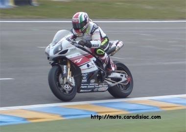 24 H du Mans en direct : 3e séance qualif : le sert à nouveau devant