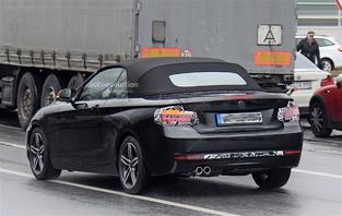 La BMW Série 2 Cabriolet prépare son repoudrage