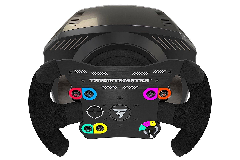 test thrustmaster ts pc racer un volant pour joueur exigeant ou pro. Black Bedroom Furniture Sets. Home Design Ideas