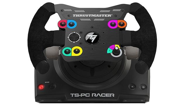 Test Thrustmaster TS-PC Racer : un volant pour joueur exigeant ou pro