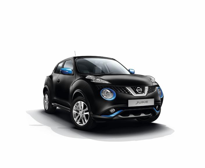 Nissan : série spéciale Artik pour le Juke