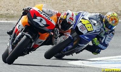 Moto GP - Test Estoril: Pedrosa sans Lorenzo