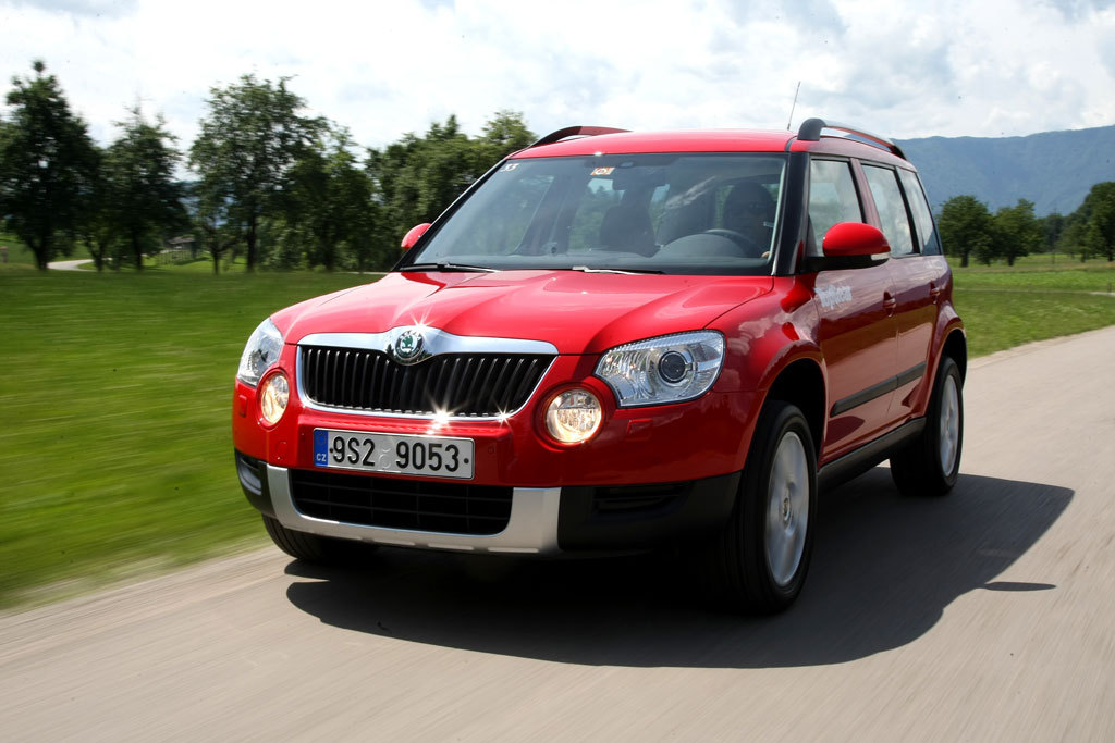 essai vid o skoda yeti mister freeze. Black Bedroom Furniture Sets. Home Design Ideas