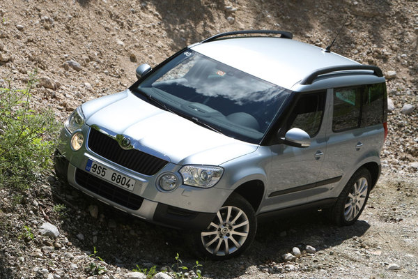 skoda yeti 4x4 prix comparer sur. Black Bedroom Furniture Sets. Home Design Ideas