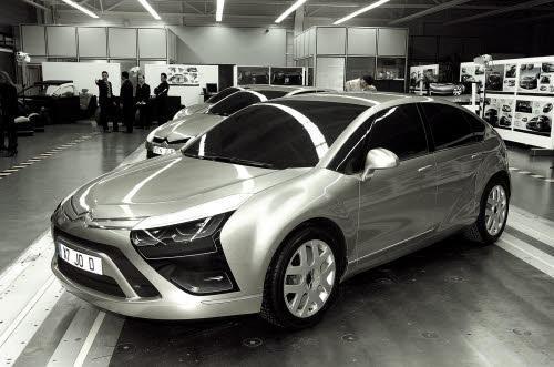 [Présentation] Le design par Citroën - Page 11 S0-Citroen-C5-genese-d-un-style-97530
