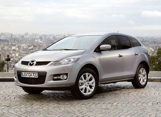 Essai - Mazda CX-7 : l'esprit MPS… dans un SUV !