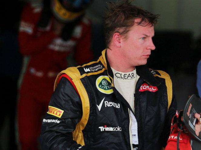 [vidéo] Quand Kimi Räikkönen se perd en pleine course
