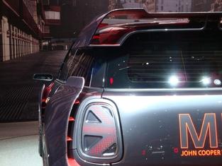 Mini John Cooper Works GP Concept: décomplexée - En direct du Salon de Francfort 2017