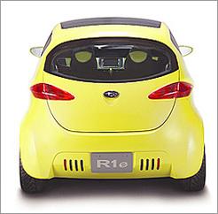 Fuji Heavy Industries : la Subaru R1e électrique mise en vente au Japon dès 2009
