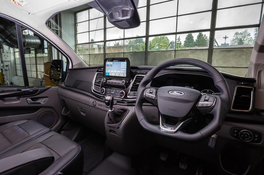 Ford va vendre des vans sportifs au Royaume Uni