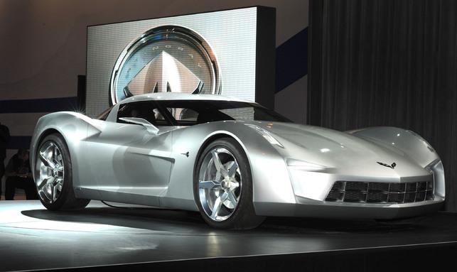 Chevrolet se penche sur la Corvette !