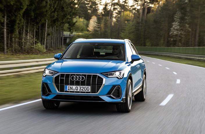Nouvel Audi Q3: prix à partir de 33670€