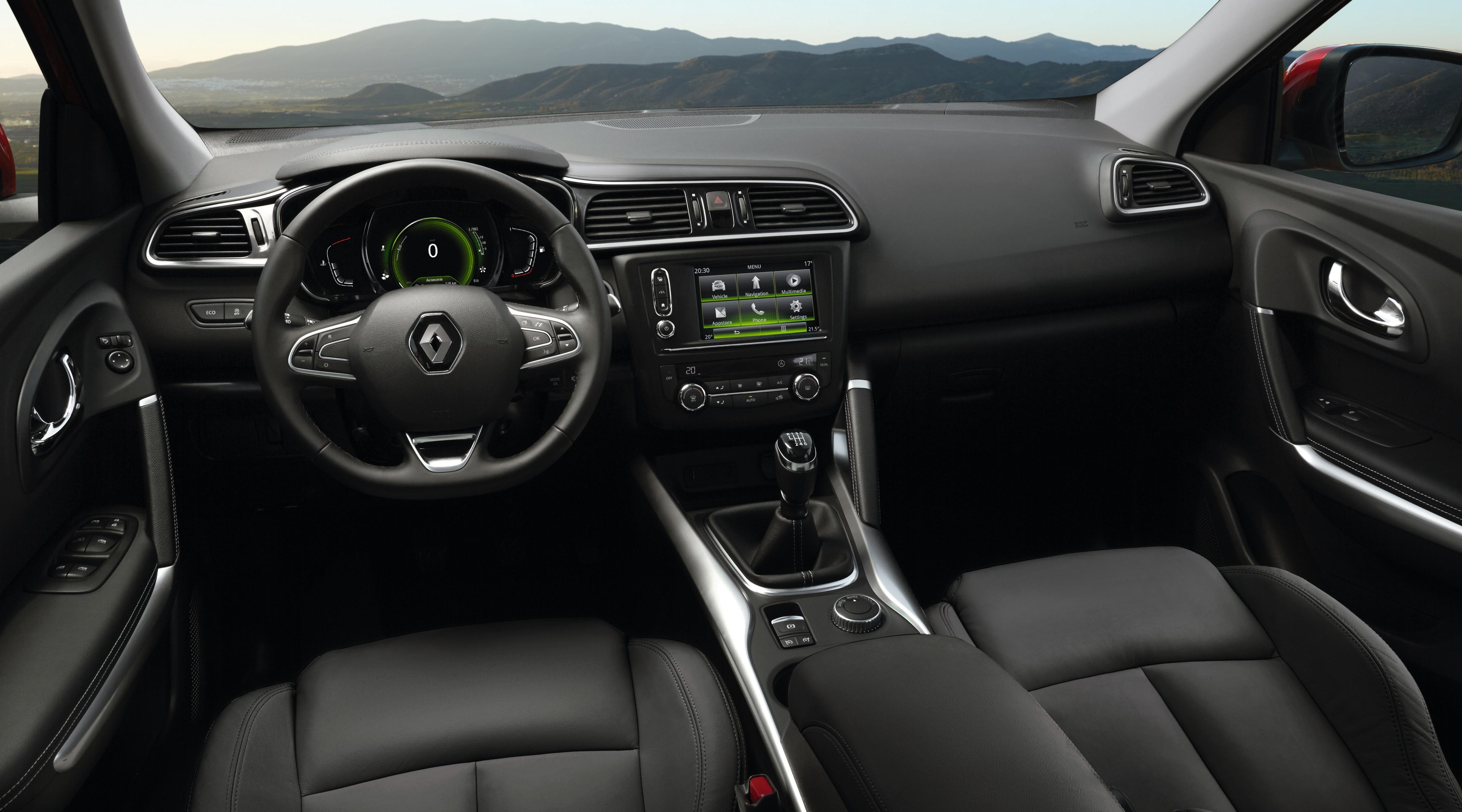 Renault kadjar en avant premi re les photos de l 39 essai for Photo dinterieur mots croises