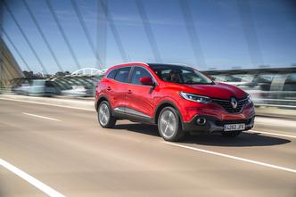 Renault Kadjar : en avant-première, les photos de l'essai