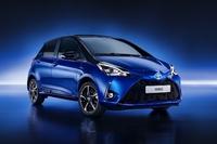 Toyota Yaris restylée
