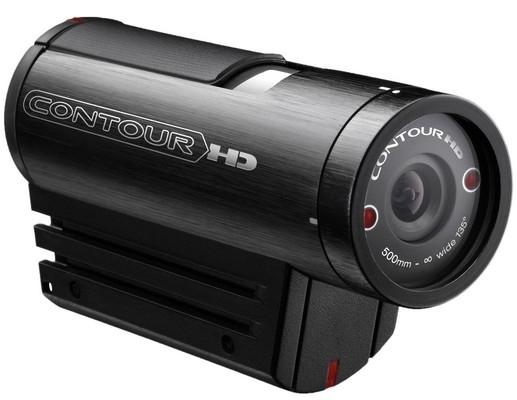 La camera Contour HD vous filme en haute déf !!