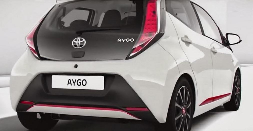 Gen 232 Ve 2014 La Toyota Aygo S 233 Chappe