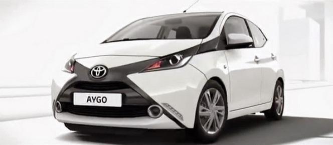 Genève 2014 : la Toyota Aygo s'échappe