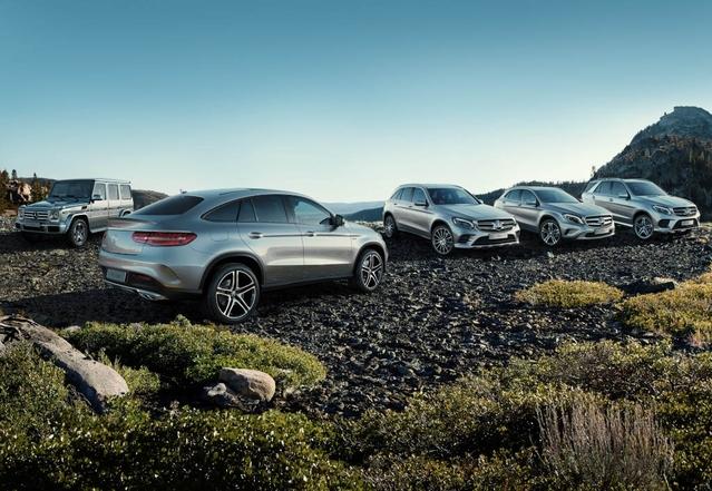 Sondage - Votre prochaine voiture sera-t-elle un SUV?