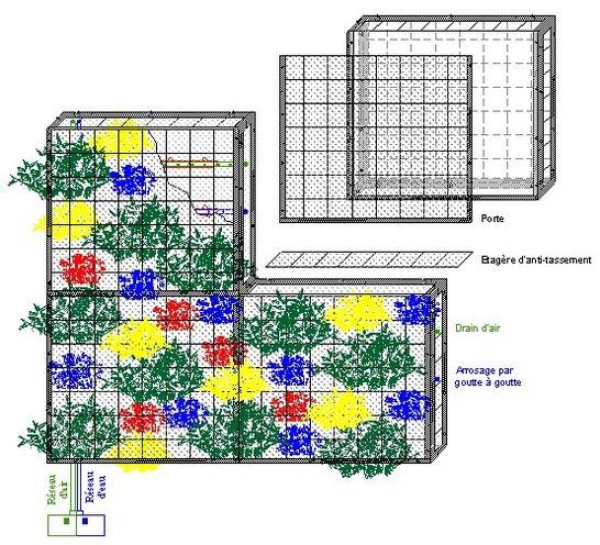 Canevaflor : ses murs végétalisés dépolluants ont de plus en plus de succès