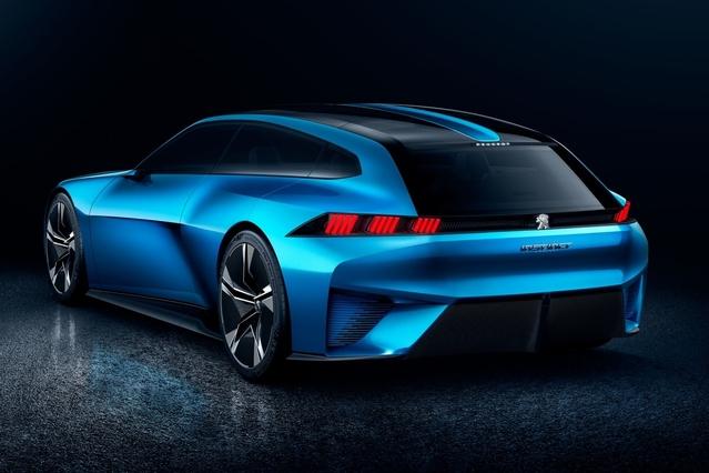Salon de Genève 2017 : Peugeot dévoile le concept Instinct
