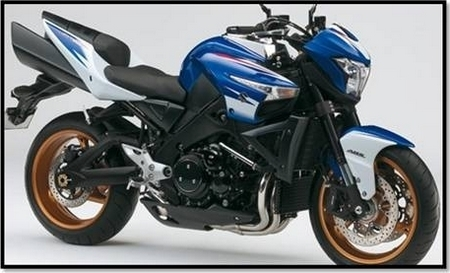 Suzuki B-King Ultimate Edition : Seulement 10 exemplaires !!