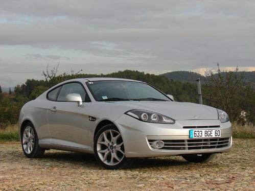 Essai - Hyundai Coupe restylé : baroud d'honneur