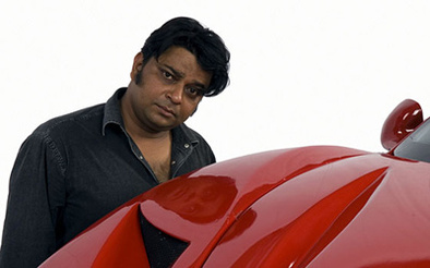 RMX-1: Bangladeshi Art car