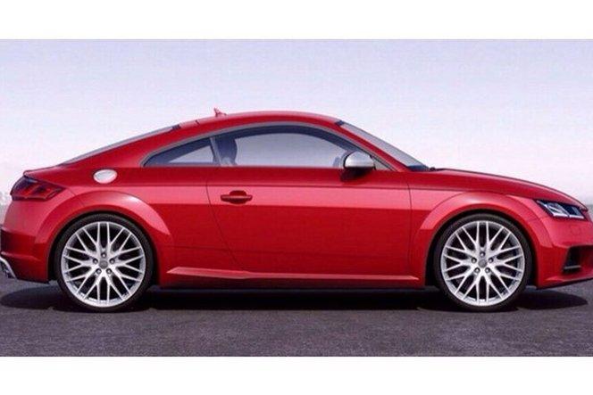 Genève 2014 : le nouvel Audi TT s'enfuit