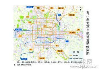 Jeux Olympiques de Pékin 2008 : 200 km de lignes de métro seront prêtes, alternatives à la voiture !