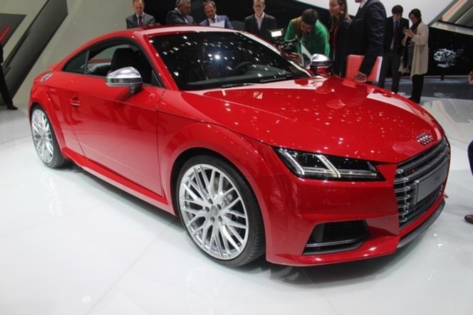 Elisez la voiture du salon de Genève 2014