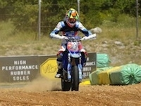 Supermotard, championnat du monde 2012: Thomas Chareyre a été le plus fort en Croatie