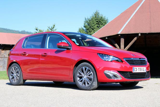 Voiture de l'année 2014 : la Peugeot 308 remporte la victoire