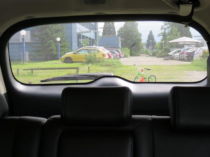 Les SUV ne sont pas bonsen matière de visibilité