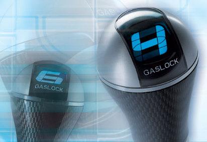 Société Gaslock : le pommeau de levier de vitesse, l'Indy-Cator, permet de faire des économies de carburant !