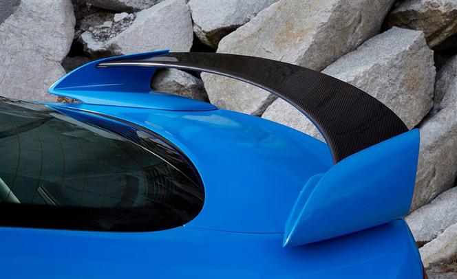 La future Jaguar XFR-S montre son aileron