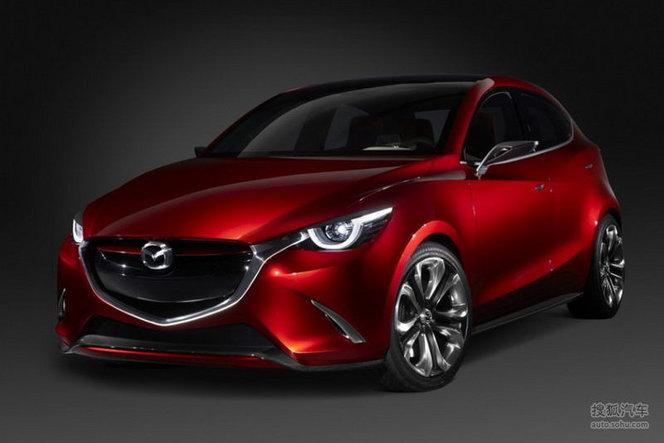 Toutes les nouveautés du salon de Genève 2014 - Le concept Mazda Hazumi en avance