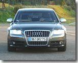 Essai - Audi S8 : limousine de chasse