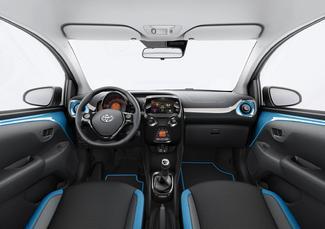 Toyota dévoile l'Aygo x-cite