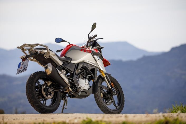 Essai BMW G 310 GS 2017 : le renard du désert