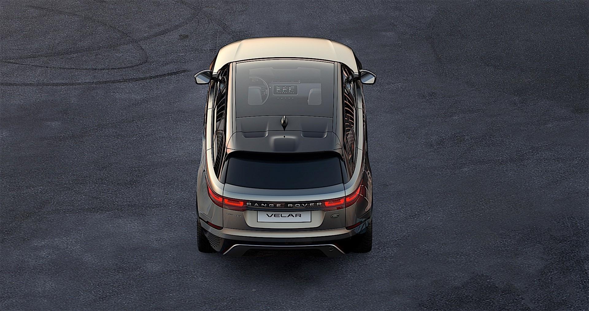 Nouveau Land Rover Range Rover Velar