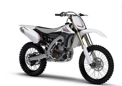 Nouvelle 450 YZF Yamaha 2010, une révolution dans la conception d'une moto de cross