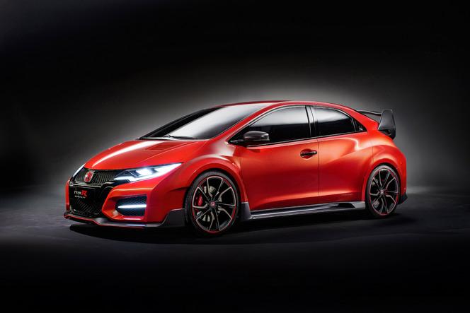 Toutes les nouveautés du salon de Genève 2014 - Honda Civic Type R Concept