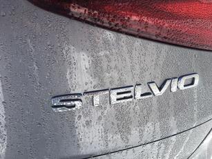 Alfa Romeo Stelvio : les premières images de l'essai en live