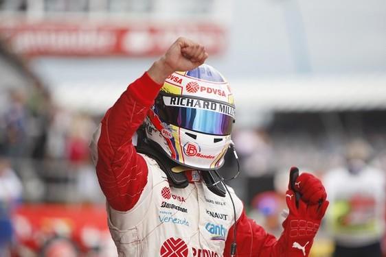 GP2 Silverstone Course 2 : Maldonado de bout en bout