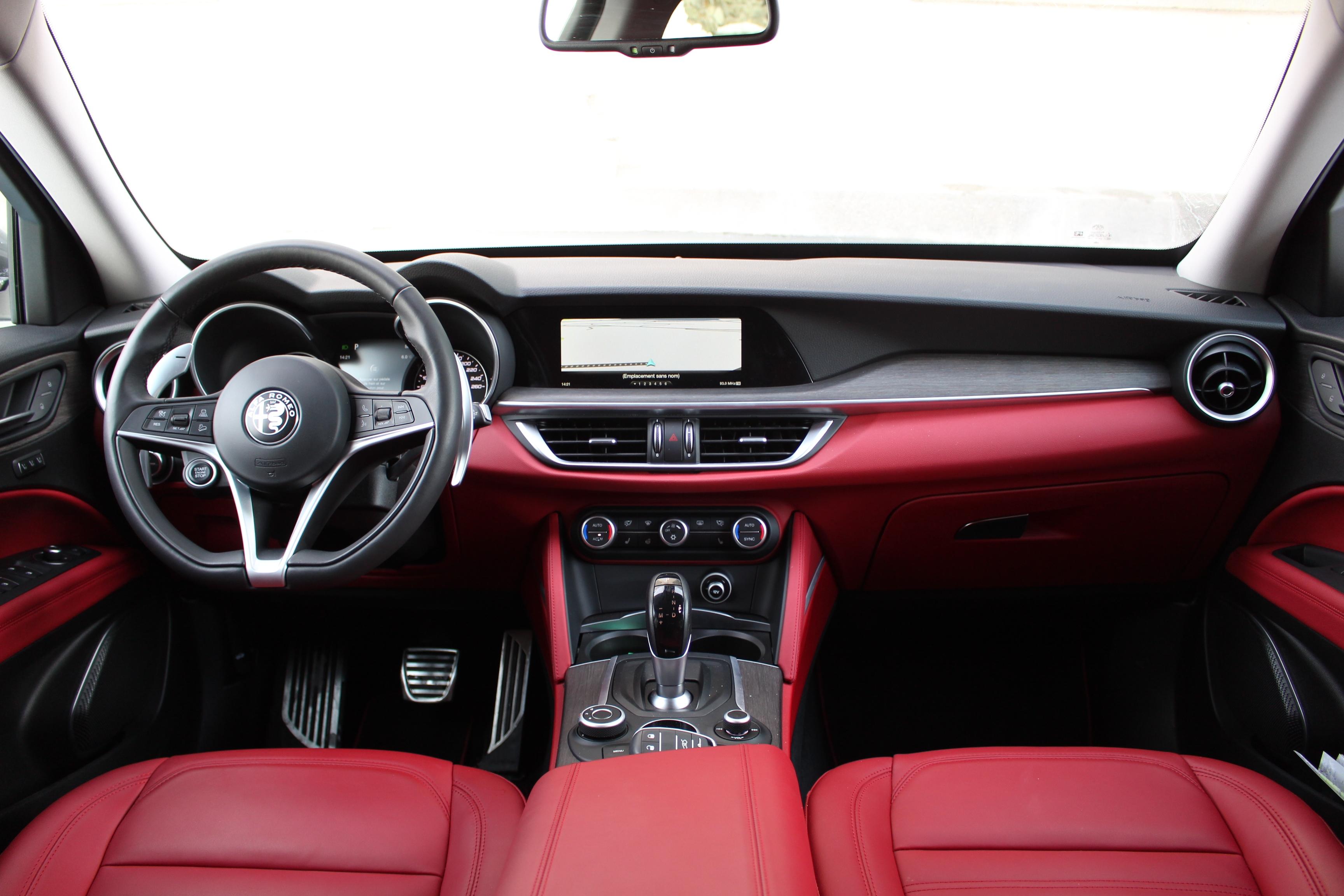 Essai Vid O Alfa Romeo Stelvio Veni Vidi Vici