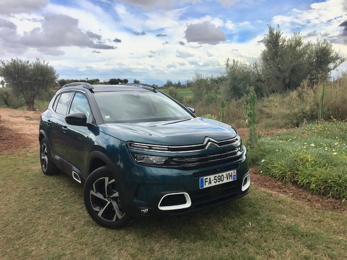 Le Citroën C5 Aircross arrive en concession : tout pour réussir