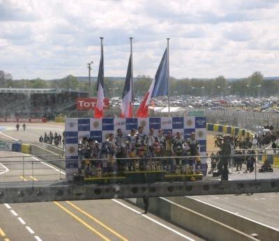 24 h du Mans en direct: Les statistiques 2008
