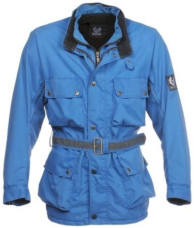Nouveauté Belstaff 2010: la veste XL 500 Replica.