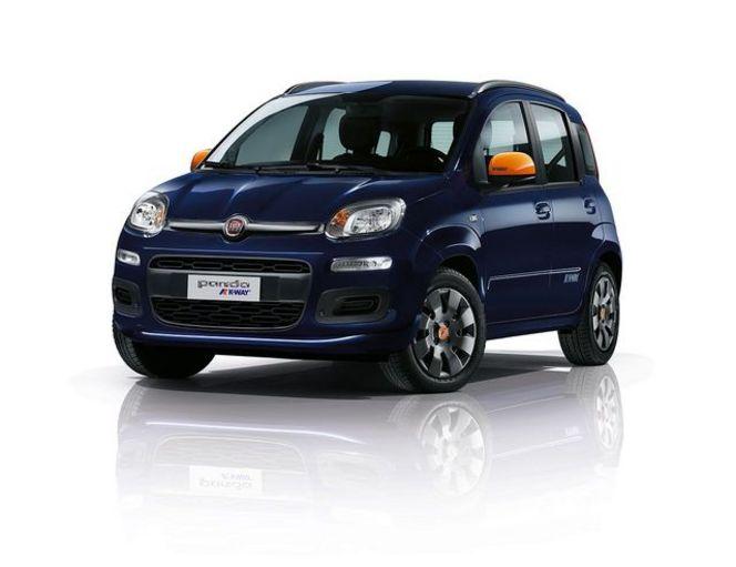 Fiat lance la série spéciale Panda K-Way